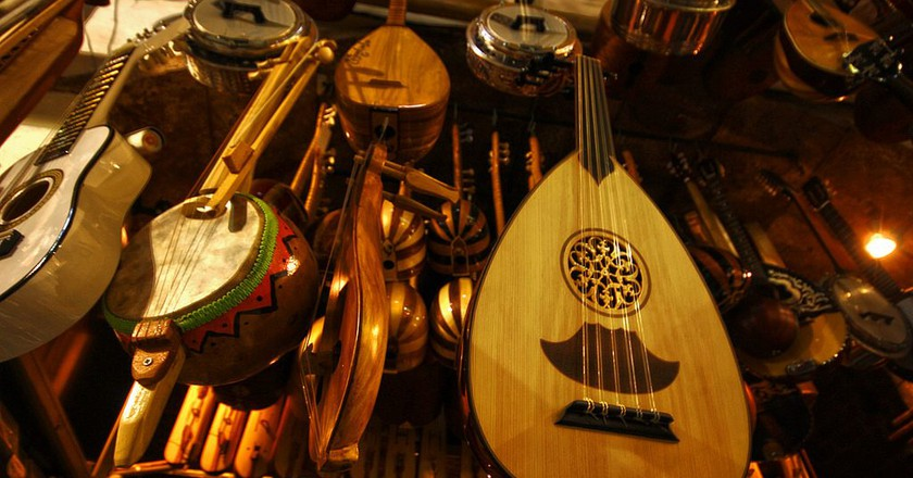 Musical Instruments | © Miguel Virkkunen Carvalho/Flickr