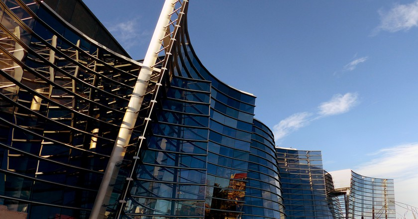 Christchurch Art Gallery | © Bernard Spragg/Flickr