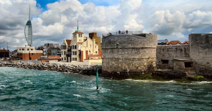 Portsmouth Harbour | © Ronald Saunders/Flickr