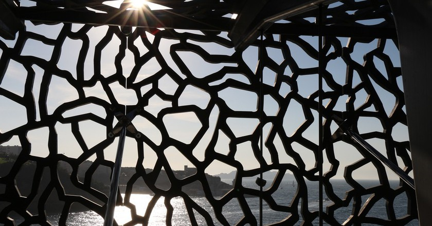 The MUCEM art gallery in Marseille | © So_P/Flickr