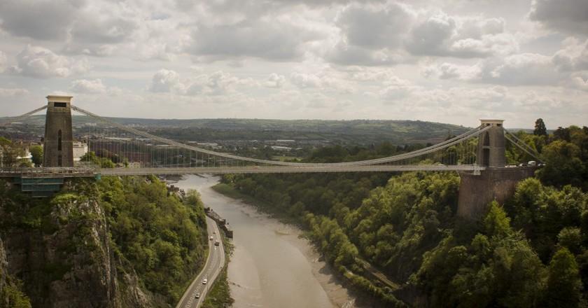 Bristol Suspension Bridge/ ©Robbert Heiligers Flickr
