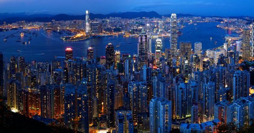 "<a href=""https://www.flickr.com/photos/romainpontida/16215094838/"">Hong Kong | © Romain Pontida/Flickr</a>"