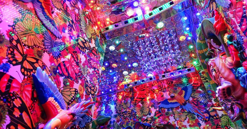 Inside the Shinjuku Robot Restaurant | © Bit Boy/Flickr