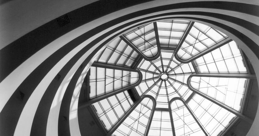 The Guggenheim Interior | © ricoeurian/Flickr