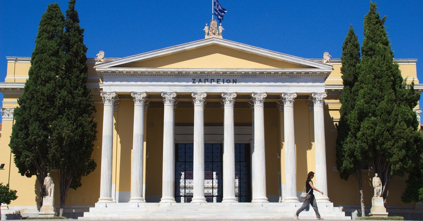 Zappeion, Athens, Greece | © Thibaut Démare/ flickr
