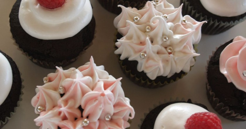 Cupcakes | © Allie Cooper / Flickr