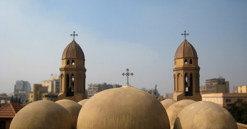 Coptic Egypt   © Andrew A. Shenouda / Flickr
