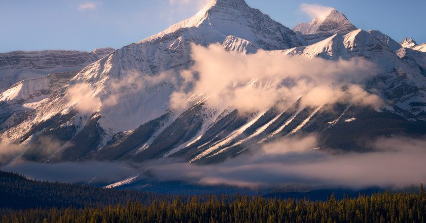 The Canadian Rockies | © Arnetha Gatlin / Flickr