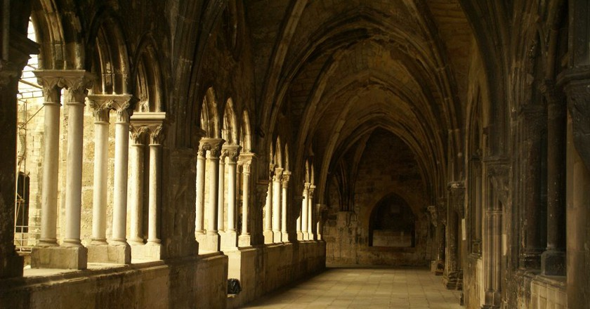 Cloister, Sé, Lisboa | © David Baron/Flickr