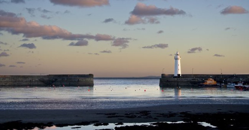 Sunrise at Donaghadee | © Paisley Scotland/ Flickr