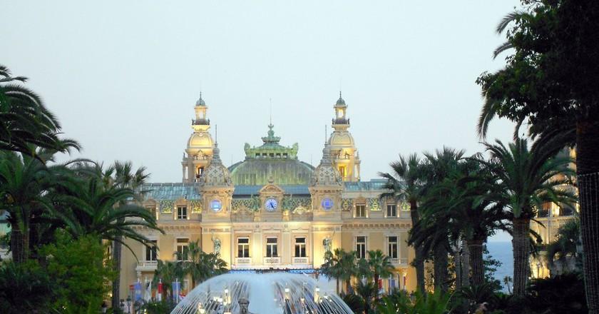 Monte-Carlo Casino   © Larry Koester / Flickr