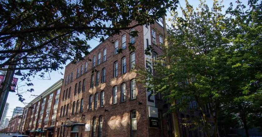 Yaletown's historic buildings | © Jeff Hitchcock / Flickr