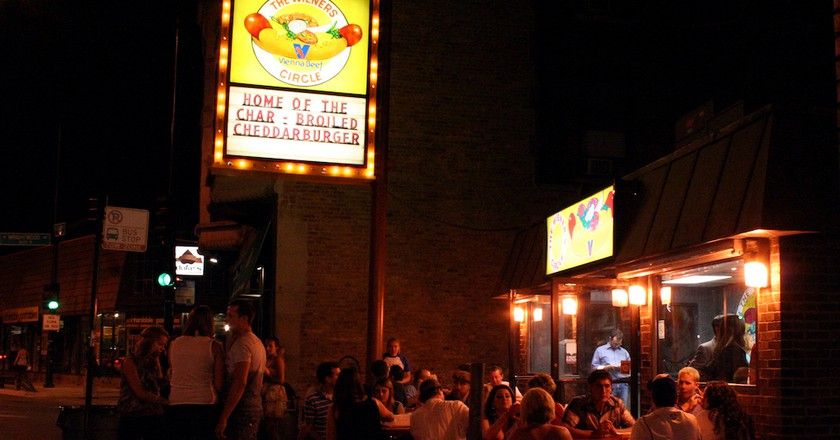 Wiener Circle | © Ashleigh Bennett/Flickr