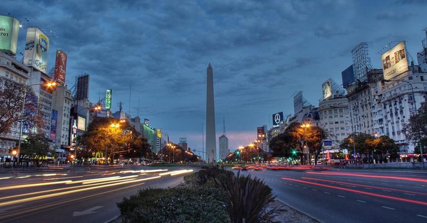 Obelisco de Buenos Aires | © Jesus Alexander Reyes Sánchez/Flickr