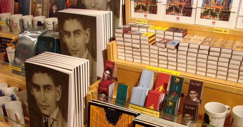 Books for sale in Prague  ©Adam Jones / Flickr