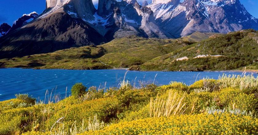 Cuernos del Paine in Torres del Paine National Park   © Miguel Vieira/Flickr