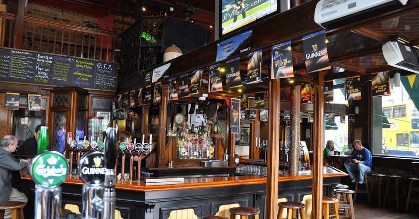 The Bleeding Horse pub in Dublin | © Marcus Meissner / Flickr
