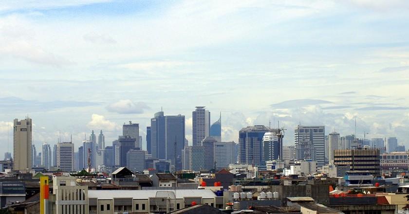 Jakarta, Indonesia | © Stenly Lam / Flickr