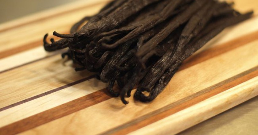 Vanilla pods | © Ted Major / Flickr