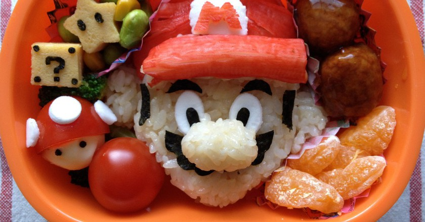 it's me Mario!   © MIKI Yoshihito / Flickr