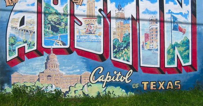 Greetings from Austin | © Philip Kromer / Flickr