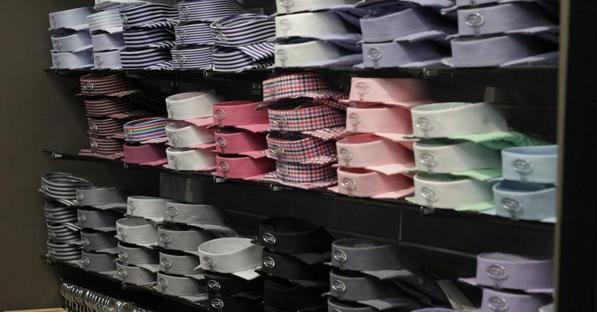Dress Shirts   © Robert Sheie/Flickr