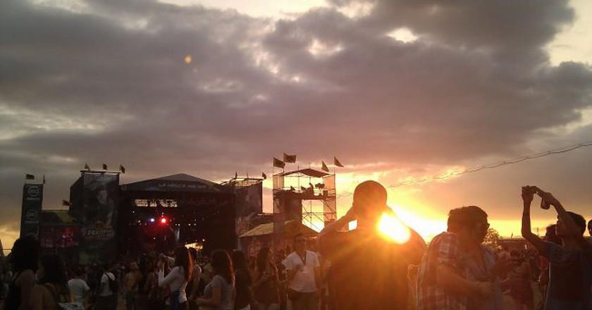 Summer music festivals abound around the country | ©Carol C. / Flickr