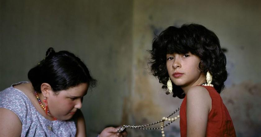 "Alessandra Sanguinetti, ""The Necklace"",  Buenos Aires, Argentina,1999    © Alessandra Sanguinetti / Magnum Photos"