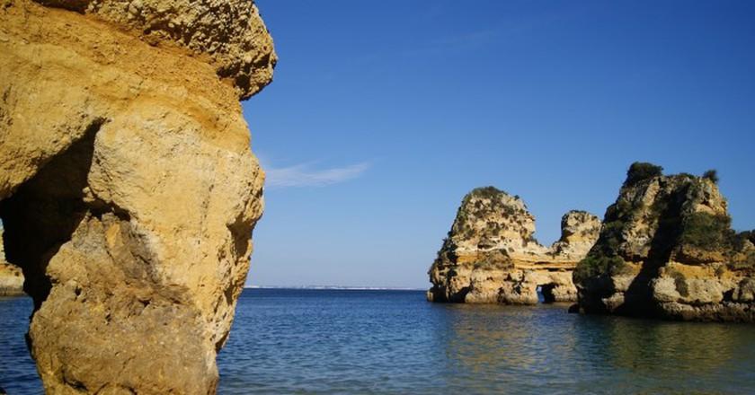 Algarve's West Coast © Pixabay