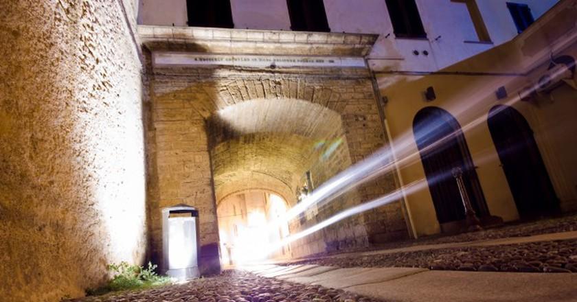 Alghero Old City Light©WaldermarMerger:Flickr