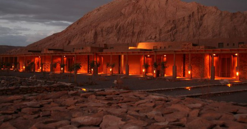 Alto Atacama by night | © Alto Atacama