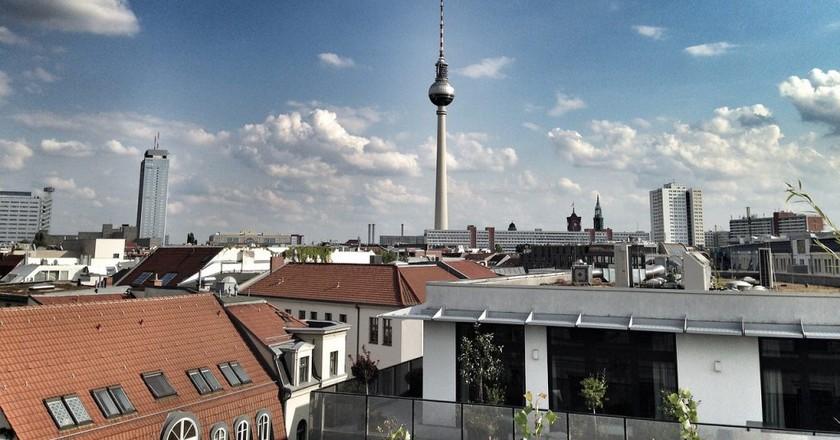 "<a href=""https://pixabay.com/en/berlin-tv-tower-places-of-interest-1752983/"" target=""_blank"" rel=""noopener noreferrer"">TV Tower Berlin   ColourPhotography / Pixabay</a>"