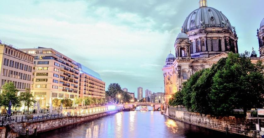 Mitte is packed with upmarket hotels, restaurants and shops | © Kai_Vogel/Pixabay