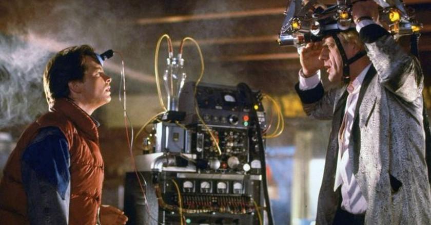 'Back to the Future'   © Universal City Studios, Inc.