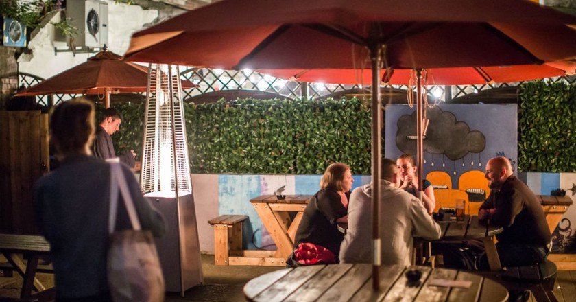 The Outhouse Beer Garden | Courtesy Of The Outhouse
