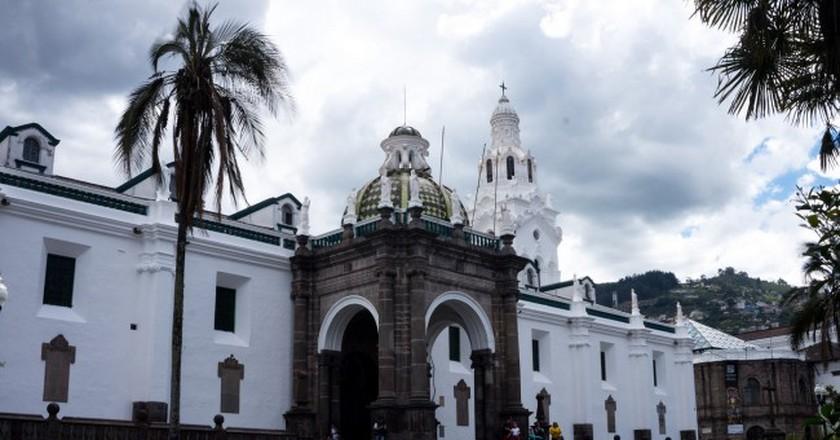 Catedral de Quito@flickr.com
