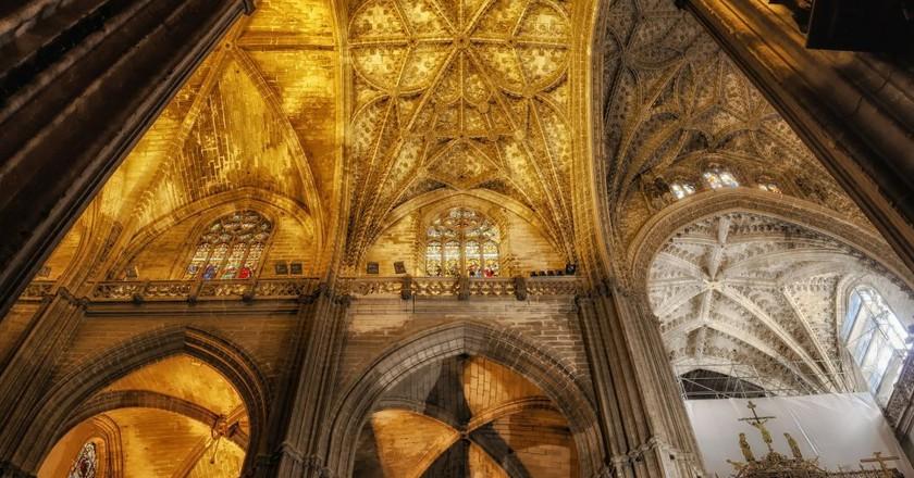 Seville Cathedral | © tpsdave/Pixabay