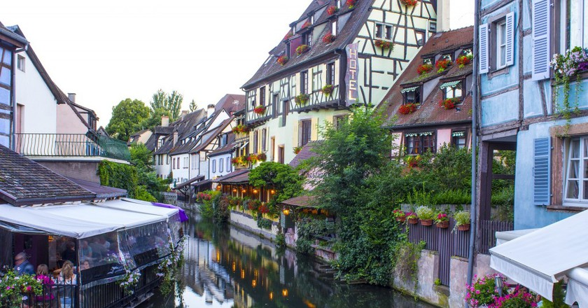 Colmar, France   Pixabay
