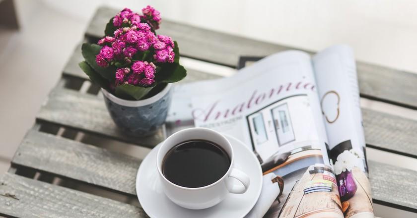 Coffee shop culture  © Kaboompics / Pexels