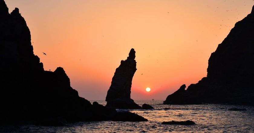 Off the coast of Ulleungdo Island   © kmmirr0 / Pixabay