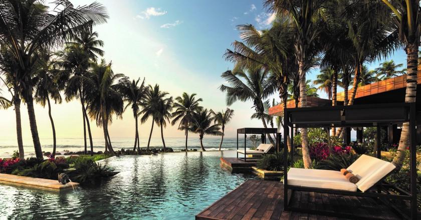 Dorado Beach, a Ritz-Carlton Reserve - Pool | Images courtesy of Dorado Beach, a Ritz-Carlton Reserve