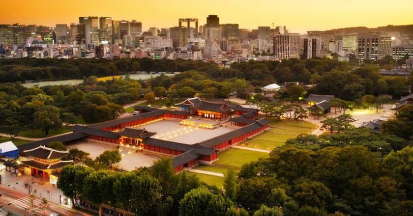 Changdeokgung Palace   © Goodfreephotos