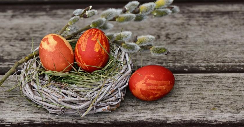 Easter Eggs | © congerdesign/pixabay