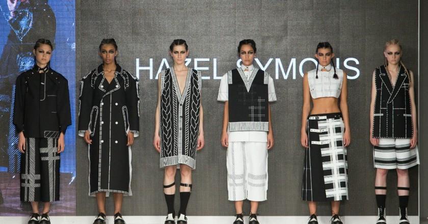 Graduate Fashion Week 2016   Courtesy of Hazel Symons