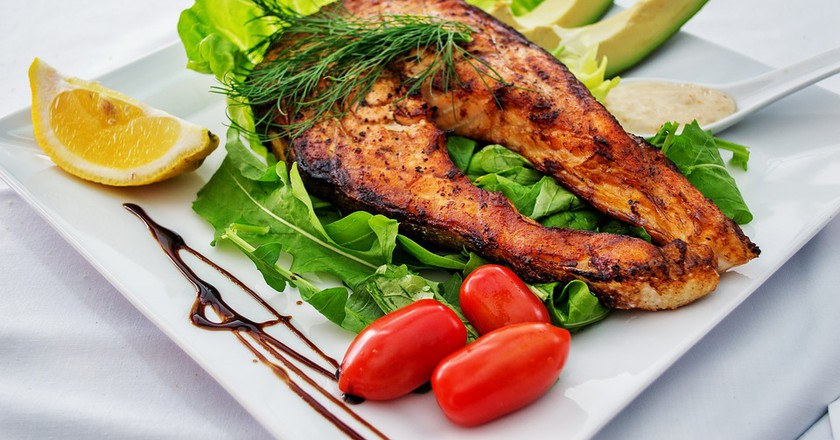 Food  © greekfood-tamystika/PixaBay