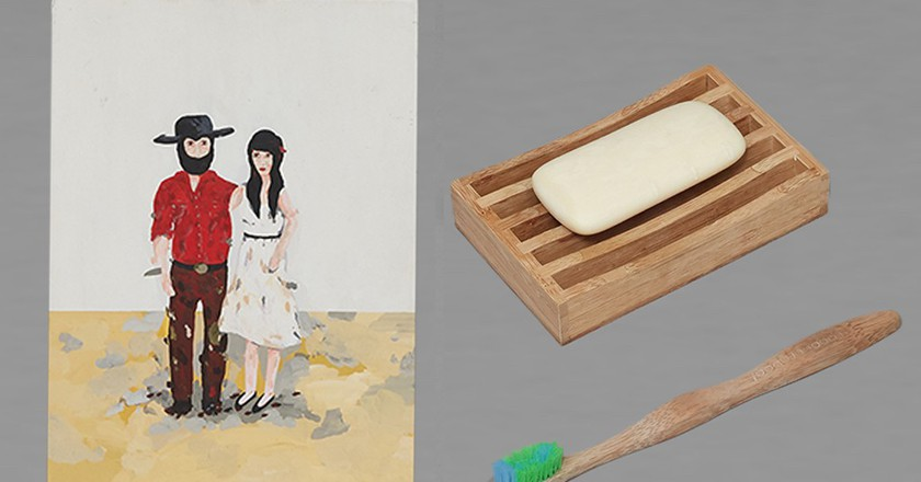 Domestic Items © The Anonymous Couple/Omer Sela