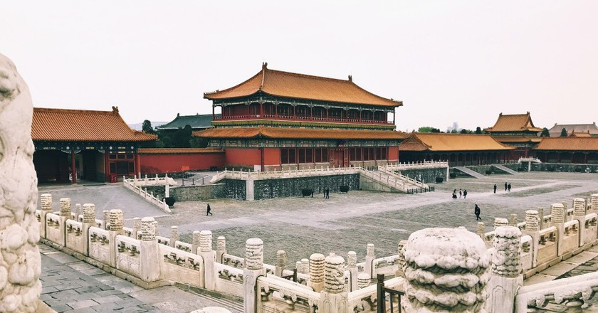 Inside the Forbidden City   © Lizzy_IzIz/Pixabay
