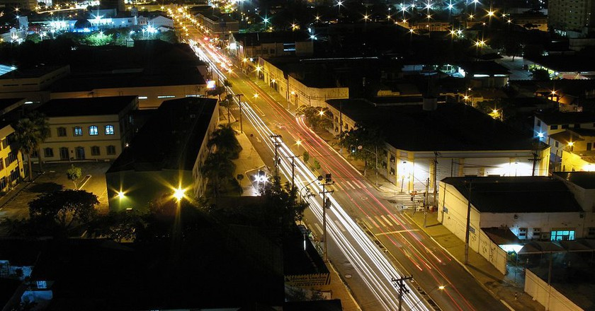 Fortaleza at night | © Lyssuel Calvet/WikiCommons