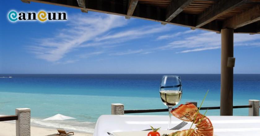Langosta   Courtesy of Cancún Travel