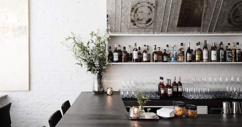 Scott Conant's new restaurant, Fusco | image courtesy of Fusco